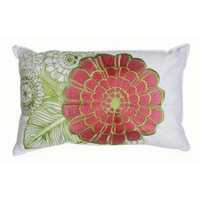 Flower Lumbar Pillow