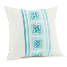 Kimono Cotton Throw Pillow