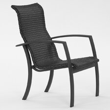 Escape Woven Dining Arm Chair