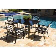 Parkview Cast 5 Piece Dining Set