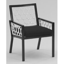 Parkview Cast Dining Arm Chair with Cushion