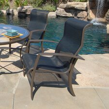 Escape Sling Dining Arm Chair