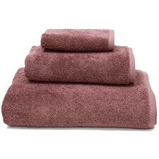 Soft Twist 100% Turkish Cotton 3 Piece Towel Set