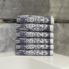 Gioia Wash Cloth (Set of 6)