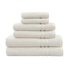 Denzi 6 Piece Towel Set
