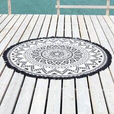 Kilim Round Pestemal Beach Towel