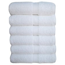 Luxury Hotel & Spa Hand Towel (Set of 6)