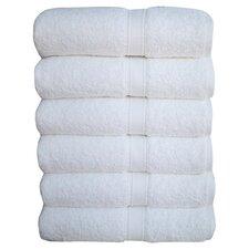 Luxury Hotel & Spa Hand Towel (Set of 6)
