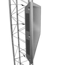 XpressShip Fixed Universal Pole Mount for Plasma
