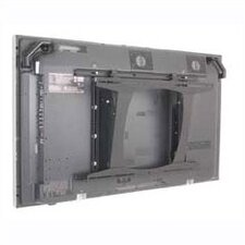 PRO Series: Pitch Adjustable Wall Mount-P/L (Wall Plate Only)
