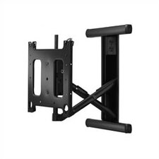 "Medium Low-Profile In-Wall Swing Arm TV Mount for 30"" - 55"" TVs"