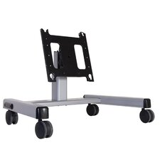 Large Confidence Monitor AV Cart