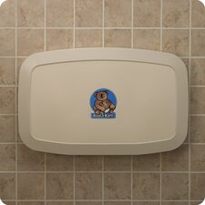 Baby Changing Station Horizontal Wall Mount