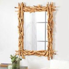 La Mer Driftwood Wall Mirror