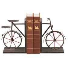 Bicycle Book Ends (Set of 2)