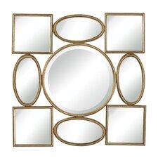 Lisnagry Modern Simple Wall Mirror