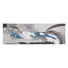 Strike Oil Painting Print on Canvas