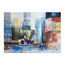 Exclusive Alberto De Serafino Stretched Painting Print on Canvas