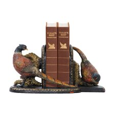 Autumn Pheasant Book Ends (Set of 2)