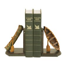 Camp Woebegone Book Ends (Set of 2)