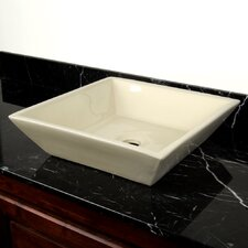 Barbados China Vessel Bathroom Sink