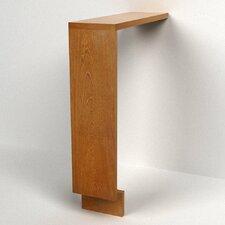 "MDV Modular Cabinetry 6"" x 25.5"" Bathroom Shelf"