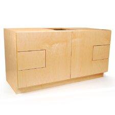 "MDV Modular Cabinetry 48"" Bathroom Vanity Base"