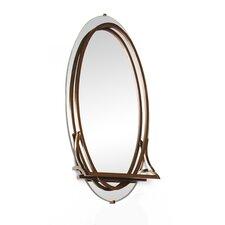 Iron Victoria Mirror