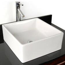 Grenada China Vessel Bathroom Sink
