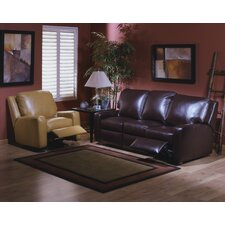 Mirage 4 Seat Sofa Leather Living Room Set