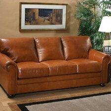 Georgia Leather Sofa