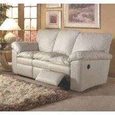 El Dorado Leather Sleeper Sofa Living Room Set
