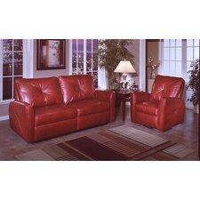 Bahama Leather Living Room Set