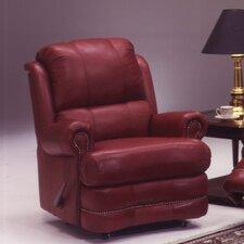 Morgan Leather Recliner