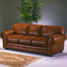 Winchester Chyenne Leather Sleeper Sofa