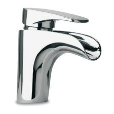 Bathroom Faucet Lever Handle with Drain Assembly