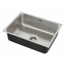"""18"""" x 13.5"""" Single Bowl Undermount Kitchen Sink"""