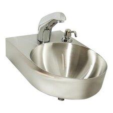 """14"""" Single Bowl Bathroom Sink"""
