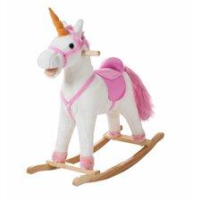 Bella the Rocking Unicorn