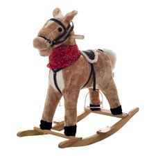 Dusty The Rocking Horse