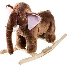 Plush Rocking Mo Mammoth with Sound