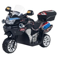 3 Wheel Battery Powered Motorcycle