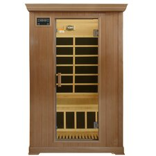 Family Series 2 Person Carbon FAR Infrared Sauna