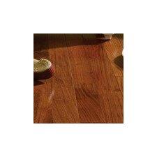 "2-5/8"" Solid Santos Mahogany Hardwood Flooring in Natural"