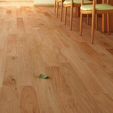 "3-1/8"" Solid Amendoim Hardwood Flooring in Natural"