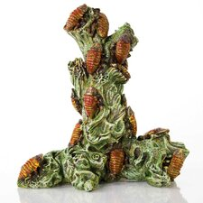 Decorative Madagascar Roach Tower Statue