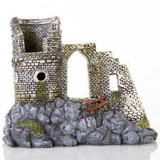 Decorative Mow Cap Castle Statue