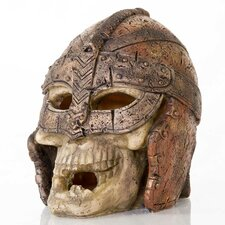 Decorative Viking Helmet Statue