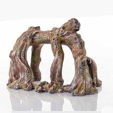 Decorative Ficus Roots Horizontal Statue