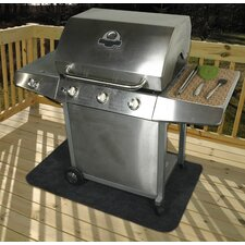 Home & Garden Gas Portable Grill Mat